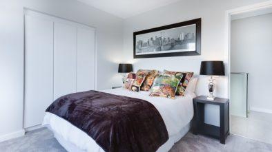 Tipy pro moderní ložnici