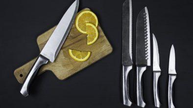 Jak vybrat správný kuchyňský nůž