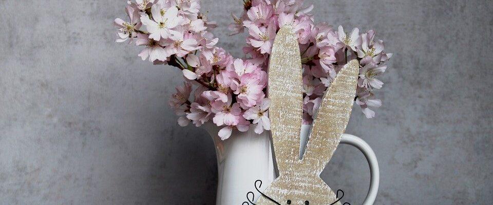Jarní dekorace pro váš krásný domov